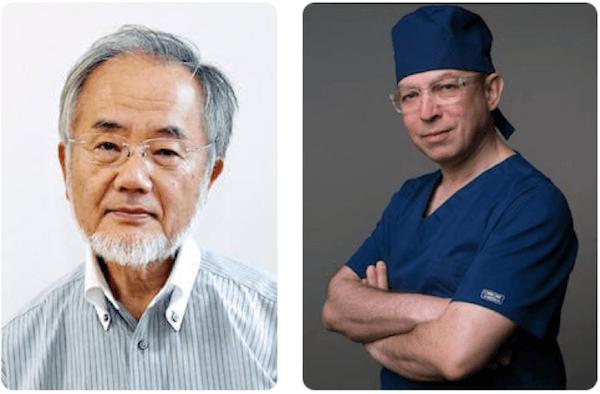 Доктор Никонов и Ёсинори Осуми